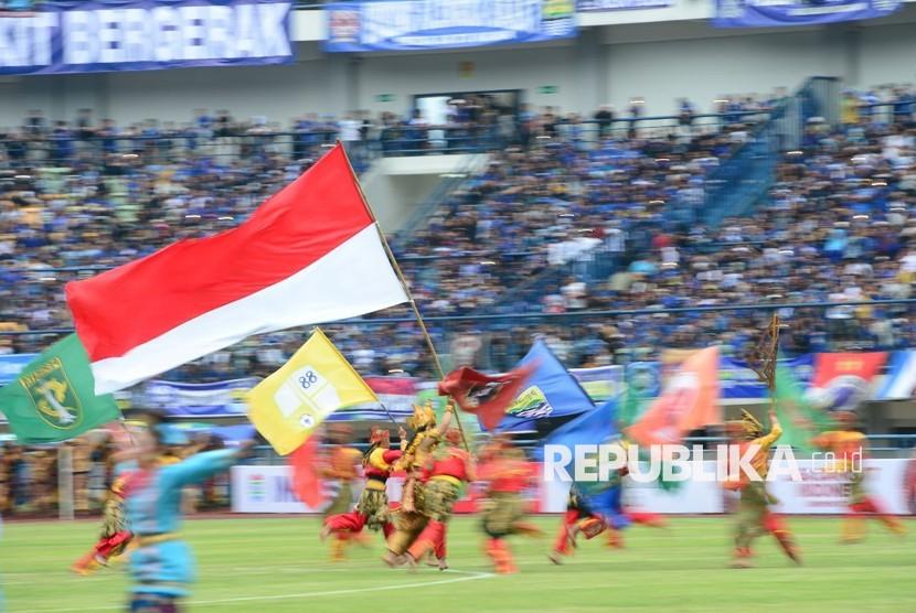 Presiden: Kompetisi Kunci Prestasi Sepak Bola Indonesia
