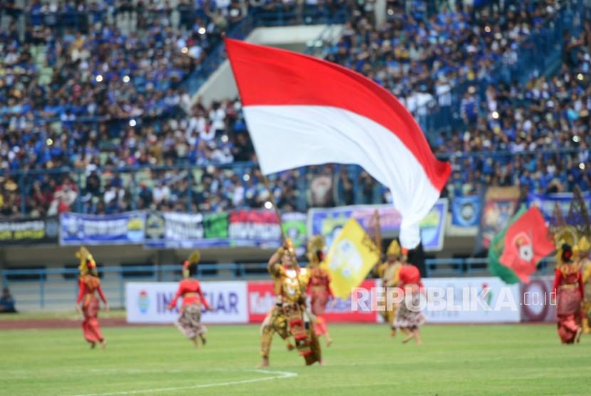 Polisi Siapkan Rekayasa Jalan Stadion Bung Tomo