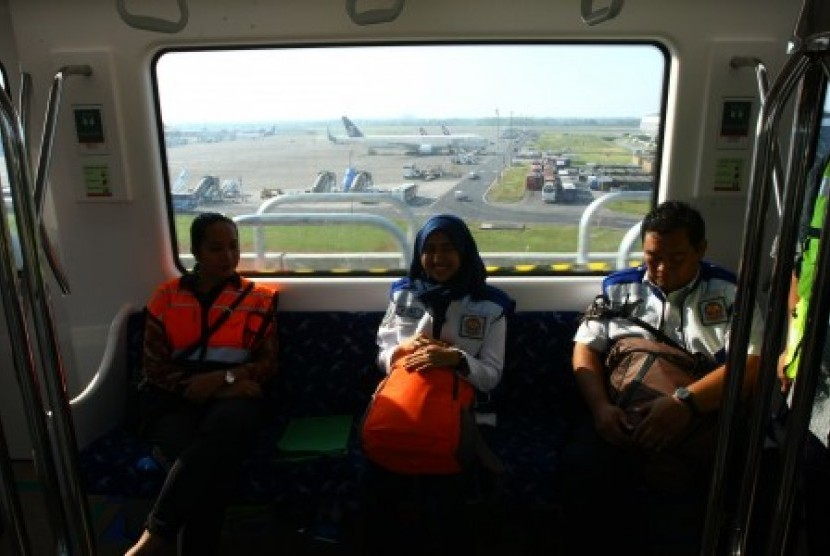 Pengoperasian Skytrain untuk Bersaing di Internasional