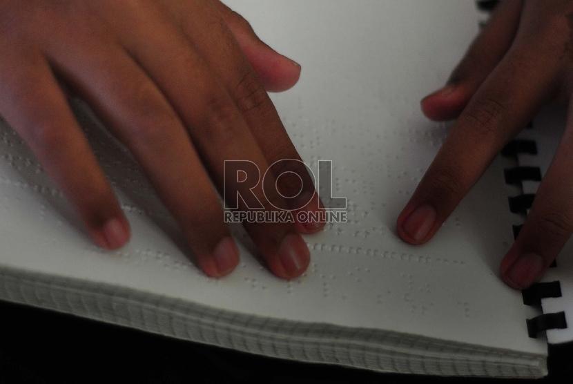 LAZIS PLN Gelar Pelatihan Alquran Braille
