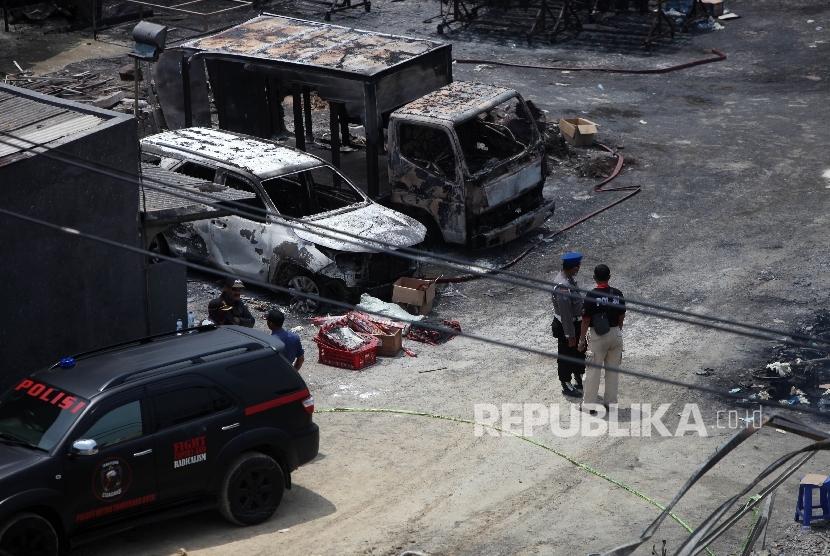 Pemilik Gudang Petasan Kosambi Klaim Sudah Kantongi Izin