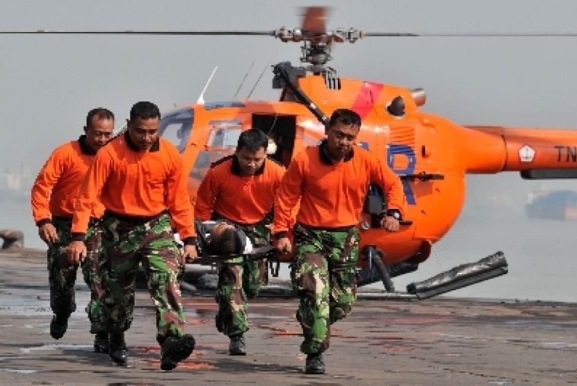 Personel Tim SAR di Tempat Wisata Yogyakarta Minim