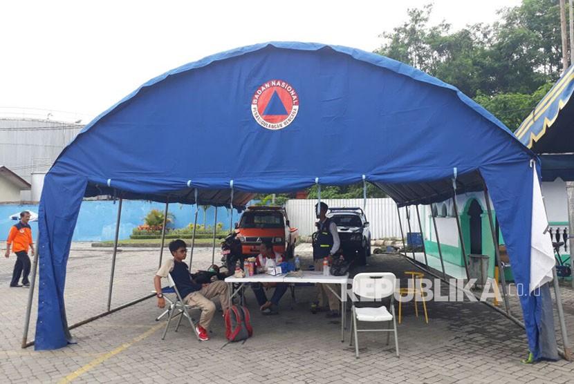 Lombok Barat Gelar Simulasi Penanganan Bencana