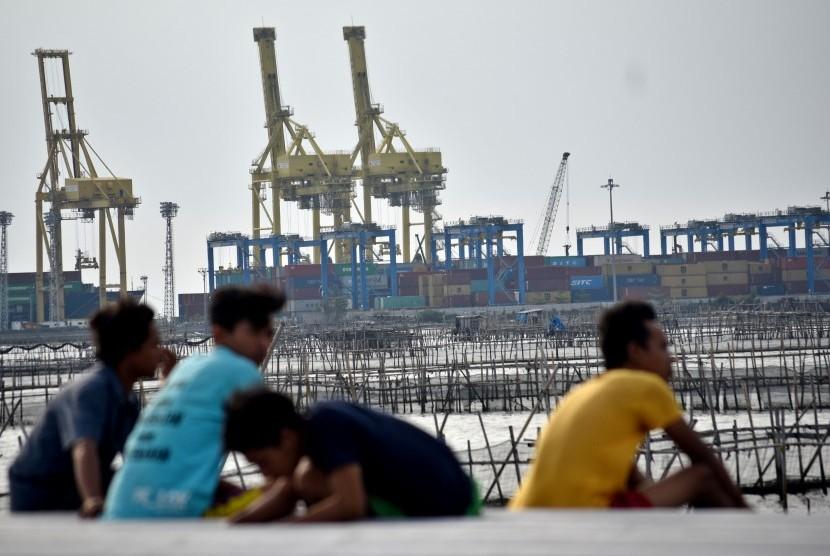Neraca Perdagangan Indonesia Surplus pada September 2017