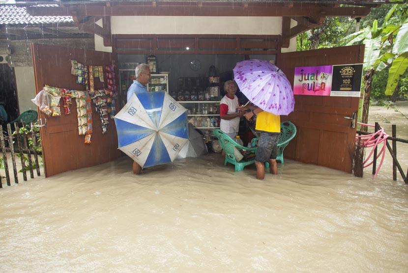 Cuaca Ekstrem, Banjir Hingga Longsor Terjang Yogyakarta