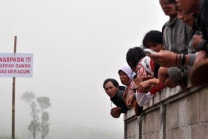 BPBD Banjarnegara: Kawah Timbang Aman Bagi Wisatawan