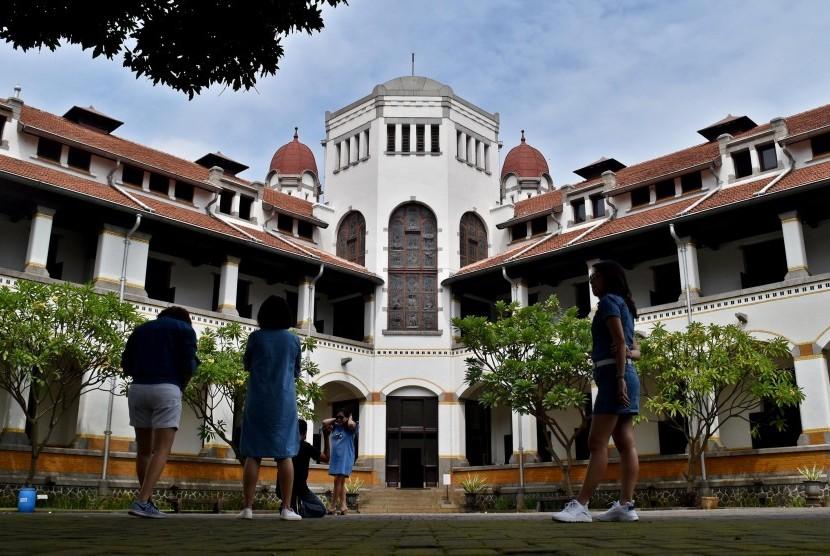 Yuk Jelajah 5 Objek Wisata Ini di Semarang  Republika Online