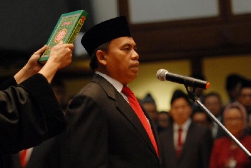 Sekda DKI Jakarta Saefullah.