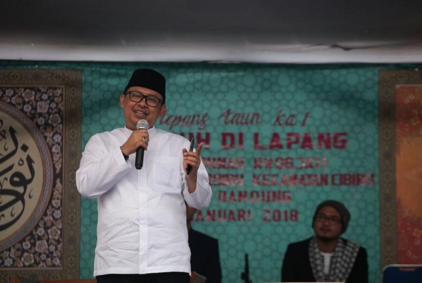 Sekda Kota Bandung Yossi Irianto