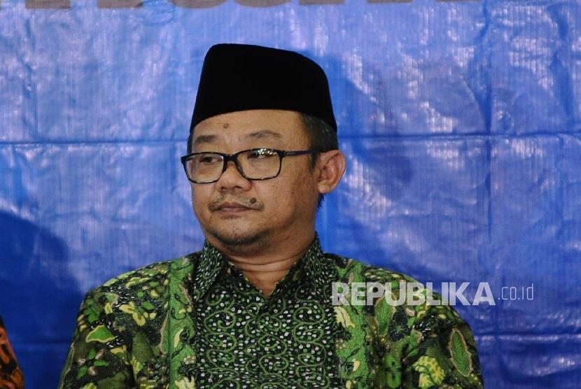 Sekertaris Umum Abdul Mu'ti .