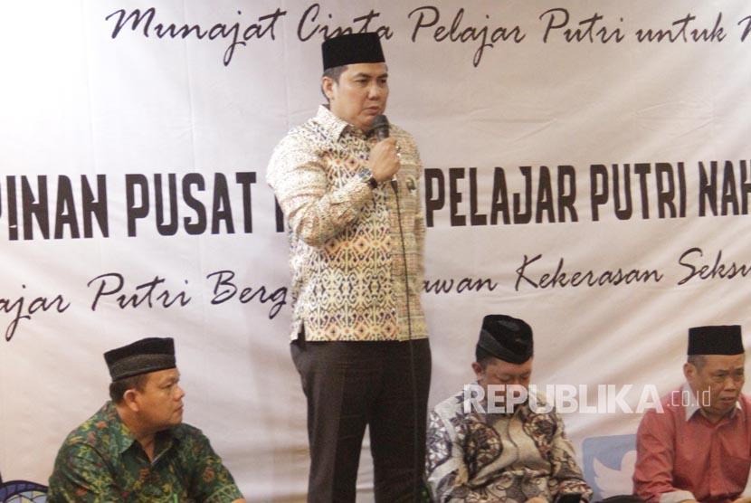 Seketaris Jendral Pengurus Besar Nahdlatul Ulama (PBNU) Helmy Faishal Zaini.