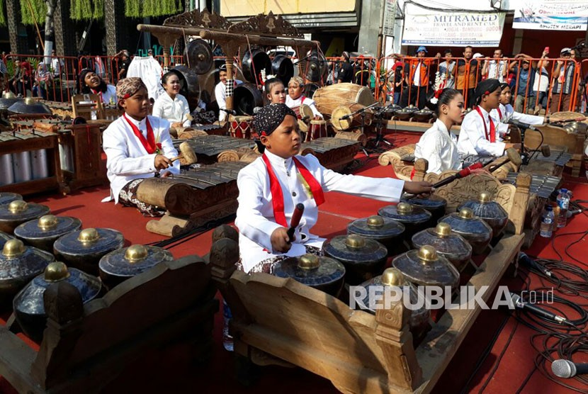 Komposer Gamelan Indonesia Pikat Publik London