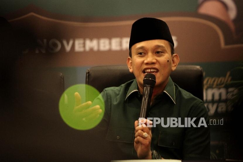 Sekjen DPP PKB Abdul Kadir Karding.