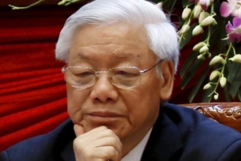 Sekjen Partai Komunis Vietnam, Nguyen Phu Trong