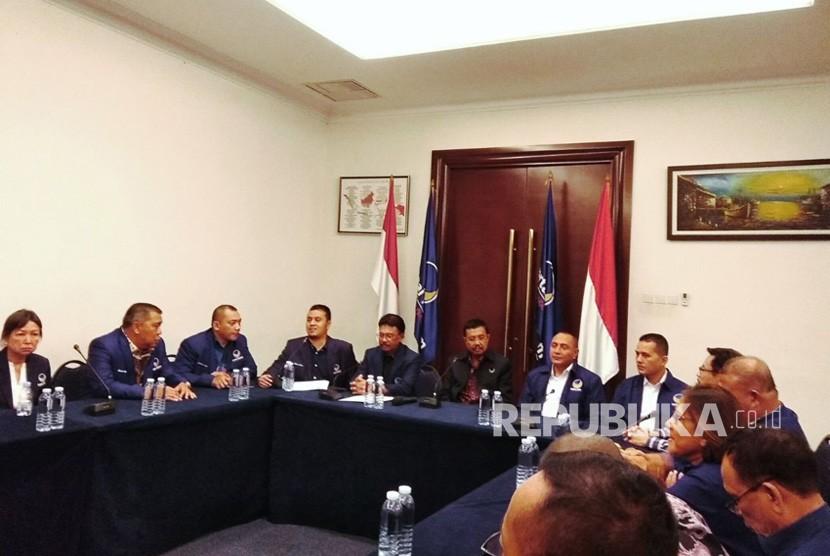 Tengku Erry Ikhlas, Eddy Rahmayadi Semakin Percaya Diri
