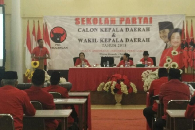 Sekolah Partai, Upaya PDIP Siapkan Calon Pemimpin