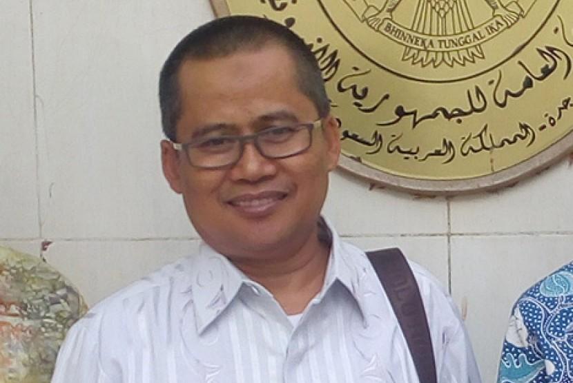 Sekretari Umum PB PON XIX dan Peparnas XV 2016 Jabar Ahmad Hadadi.