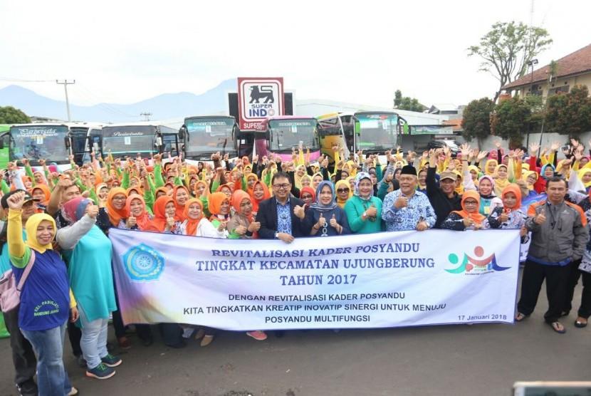 Pemkot Bandung Gulirkan Program Revitalisasi Posyandu