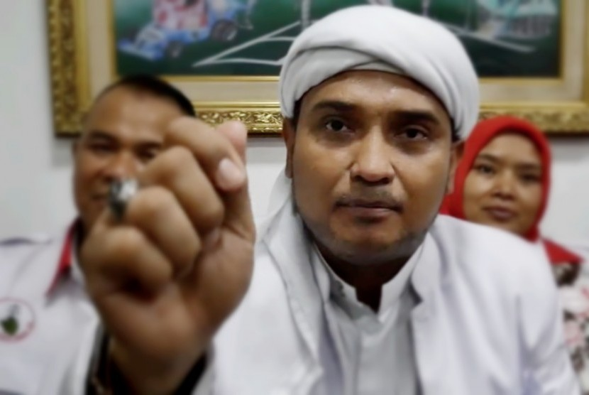 Sekretaris Jenderal Dewan Syuro DPD FPI DKI Jakarta, Habib Novel