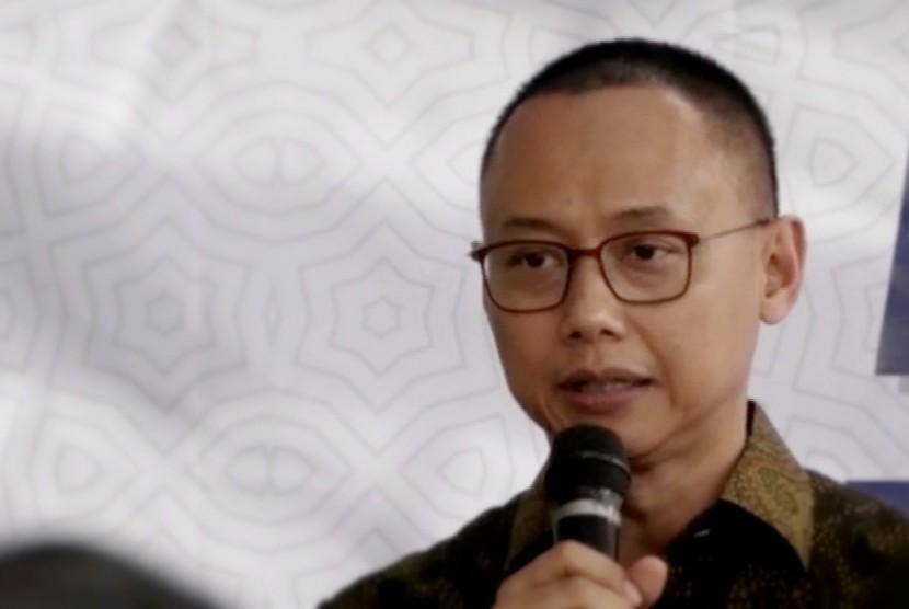 Sekretaris Jenderal Partai Amanat Nasional (PAN), Eddy Soeparno