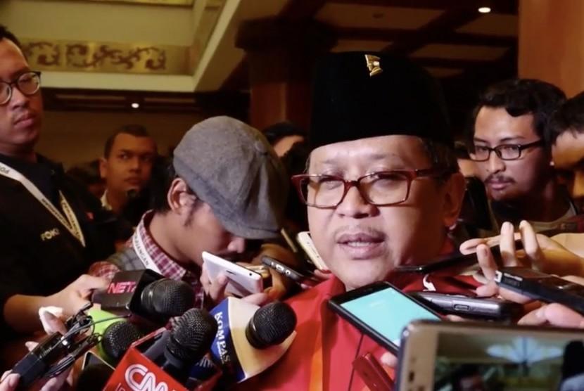 PDIP Prihatin dengan Kondisi Hanura