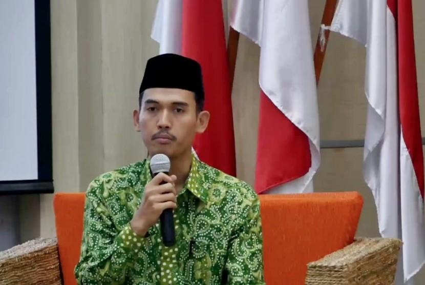 Sekretaris Komisi Fatwa MUI, Asrorun Niam Sholeh