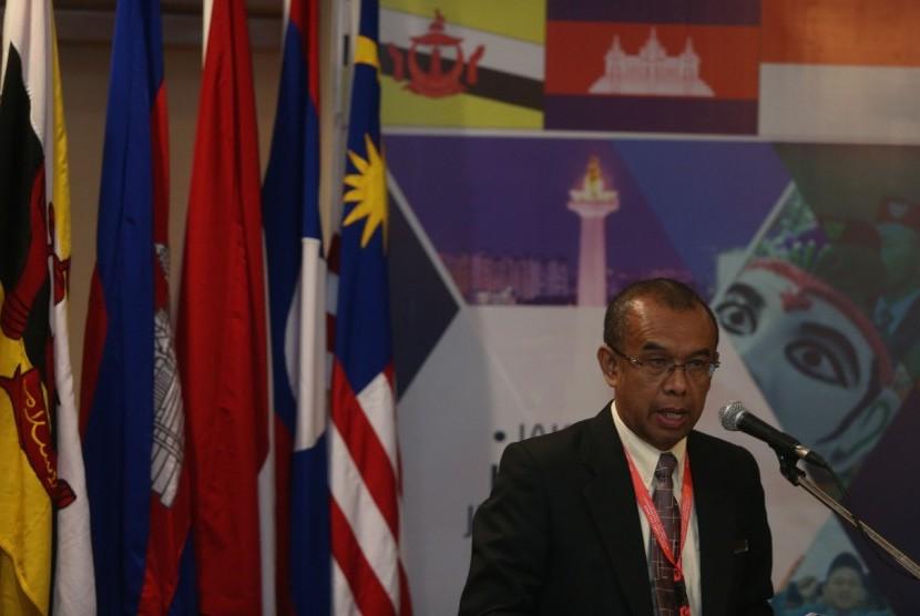 Sekretaris Menteri Pemuda dan Olahraga, Gatot S Dewabroto