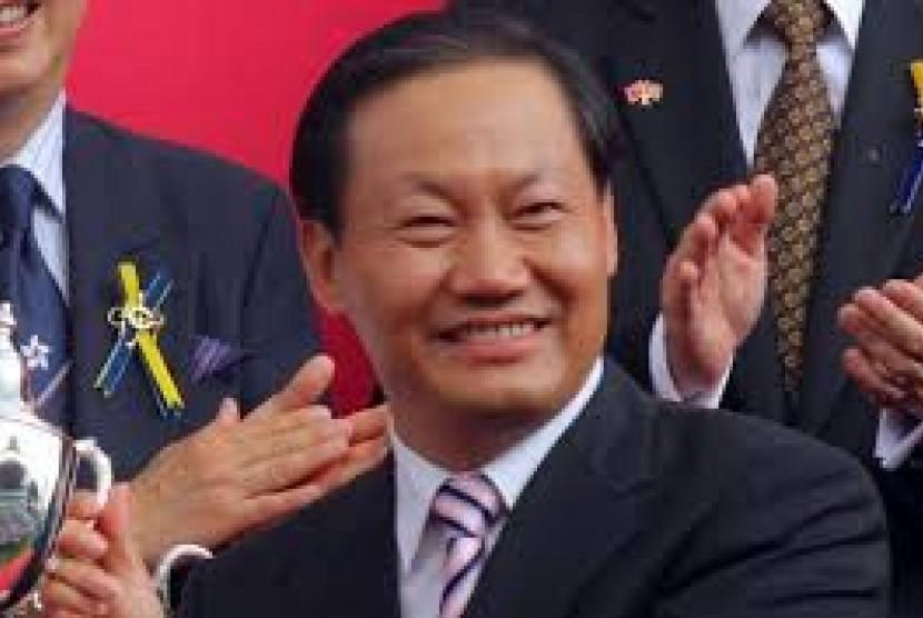 Sekretaris Partai Komunis Cina Peng Qinghua