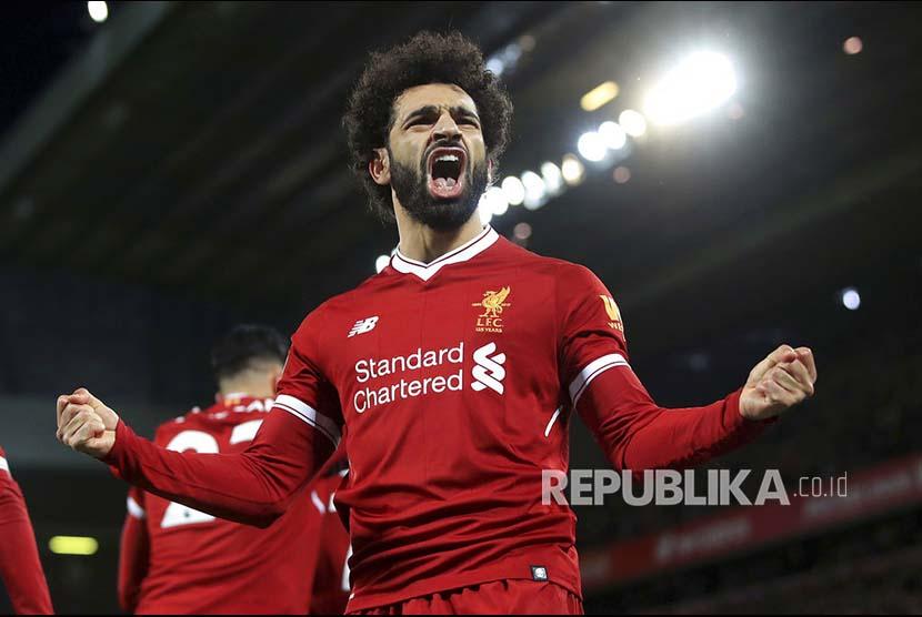 Liverpool Tamatkan Keperkasaan City 4-3