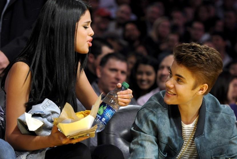 Selena dan Bieber Dikabarkan Kembali Dekat