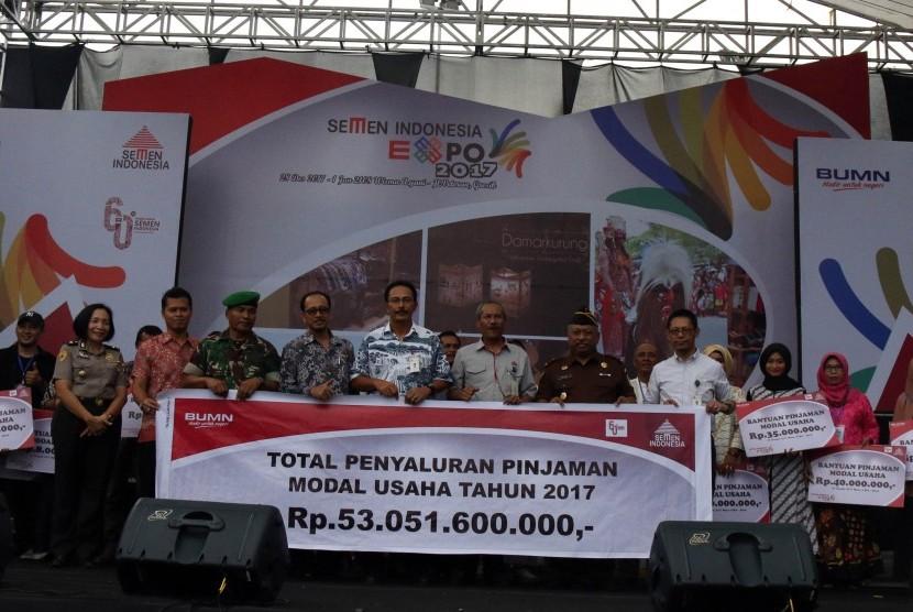 Semen Indonesia Expo 2017 Diharapkan Dongkrak UKM Tumbuh