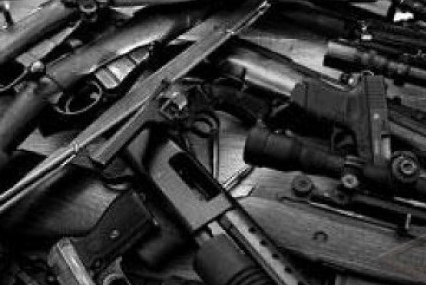 Senjata (ilustrasi)