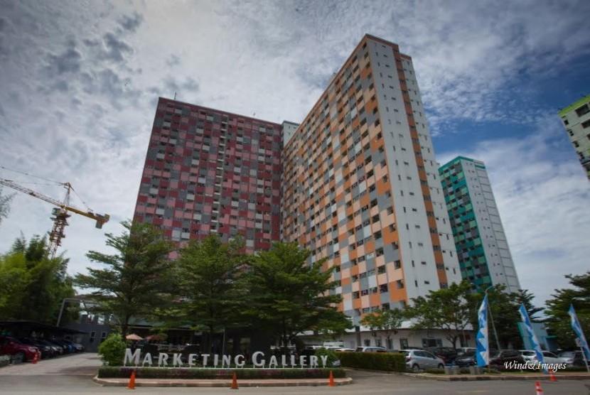 Sentra Timur Residence (STR).