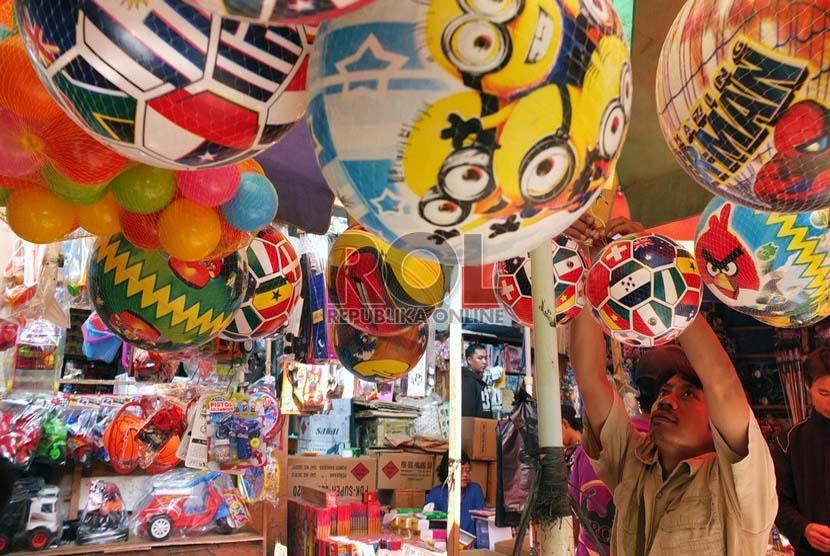 Squishy Di Pasar Asemka : Omzet Penjualan Mainan Meningkat Tajam Republika Online