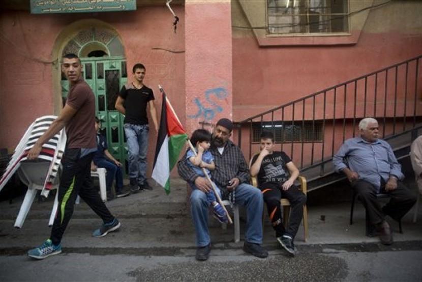 Israel Robohkan Rumah Warga Palestina Pelaku Penyerangan