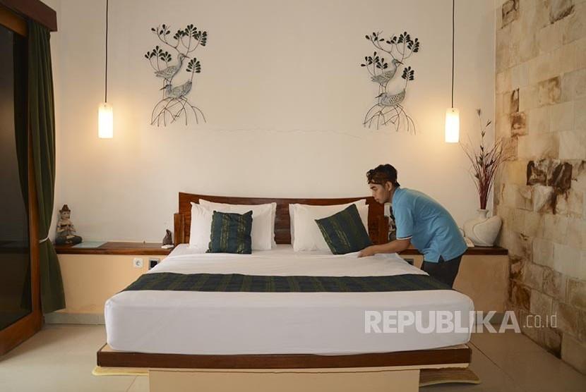 Phri jumlah kamar hotel cenderung stagnan sejak 2016 for Dekor kamar hotel ulang tahun