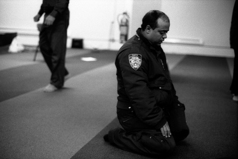 Polisi Muslim New York Gugat Larangan Berjanggut