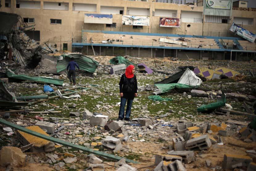 Palestina-Israel Ditargetkan Bernegosiasi Langsung Akhir Tahun