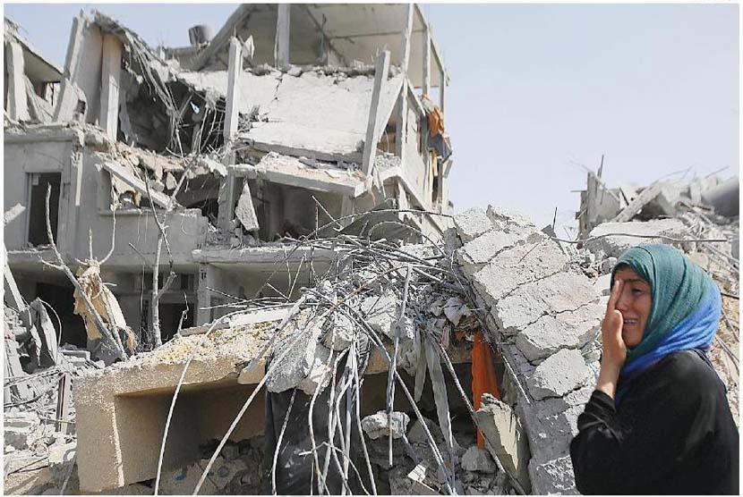 Israel Marah karena Mesir Izinkan Semen Masuk Gaza