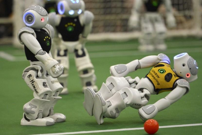 robot bola