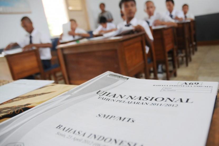 Membantu Anak Menghadapi Ujian Nasional