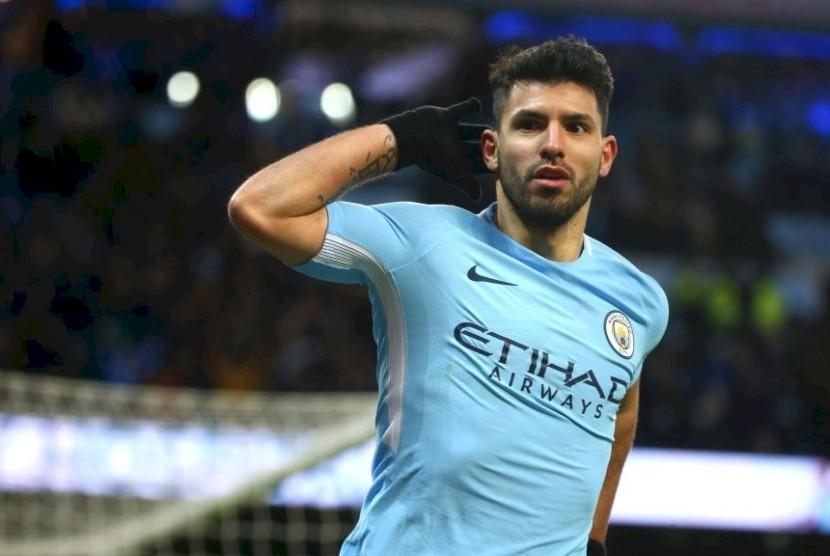 Manchester City Gasak Burnley 4-1 di Piala FA