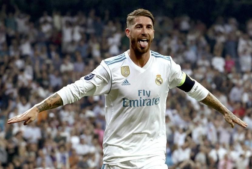 Madrid Tanpa Ramos Hadapi APOEL di Liga Champions