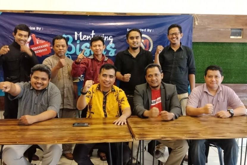 Serikat Saudagar Nusantara Daerah (SSND) Kota Tangerang.