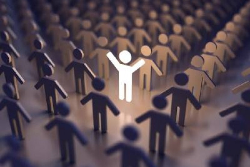 Setiap orang sebenarnya unik dan berpeluang untuk sukses (ilustrasi)