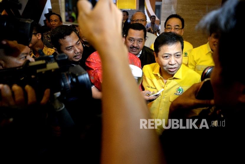 Kehadiran Ratusan Brimob pada Rapat DPP Golkar Dipertanyakan