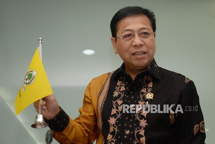 Setnov Vs KPK Ingatkan Publik Kasus BG dan Abraham Samad