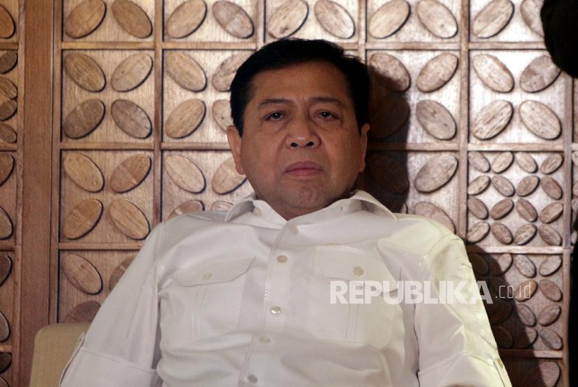 Alasan Imunitas, Setnov Kembali Mangkir dari Pemeriksaan KPK