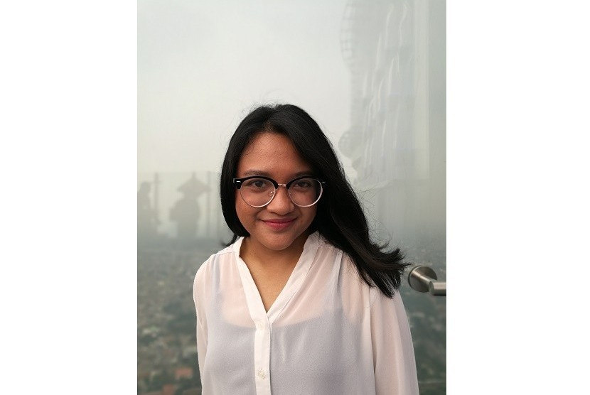 Setyanavidita Livikacansera, wartawan Republika