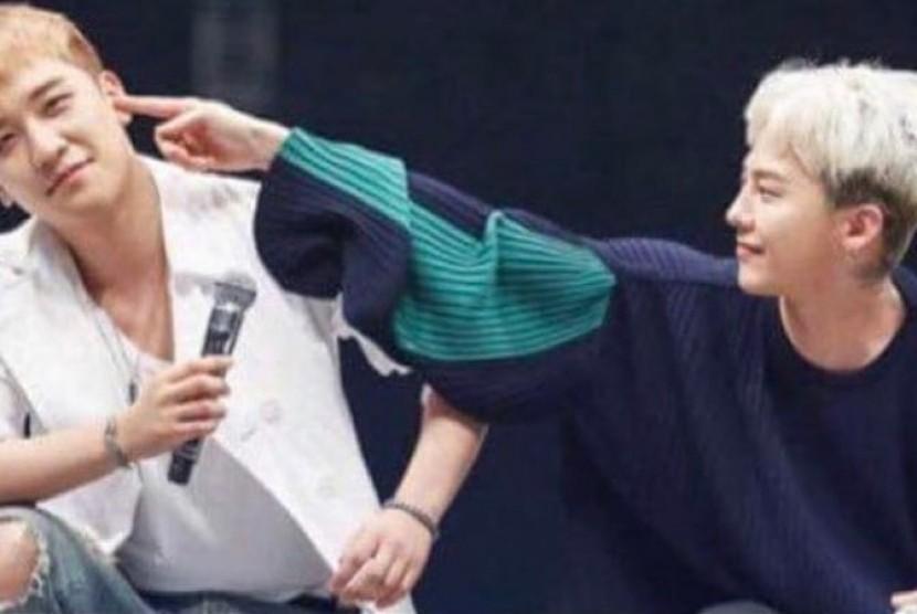 Seungri dan G-Dragon